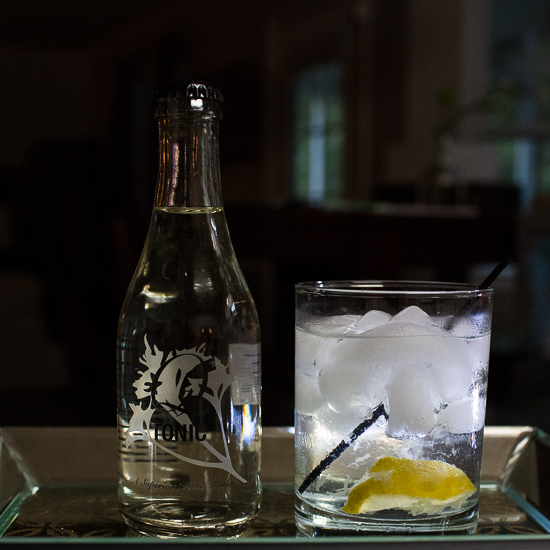 Gin and tonic | Grey is the New Black