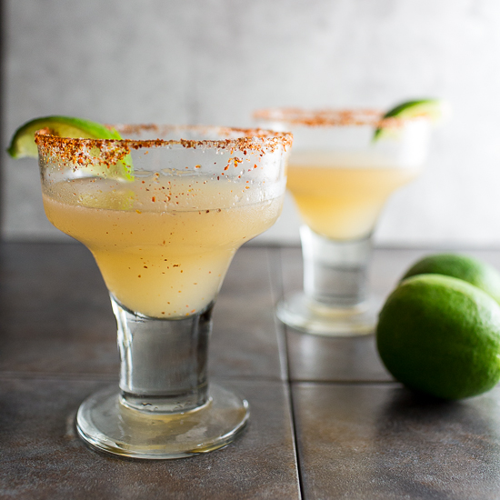 Mid Winter Margarita | Tipsy Tuesday