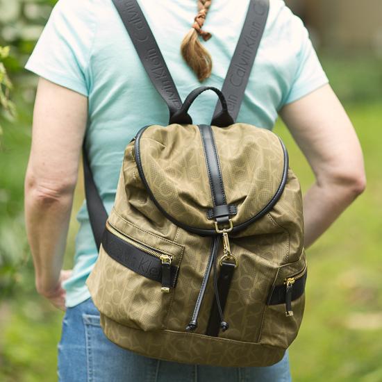 Calvin Klein Talia Dressy Backpack