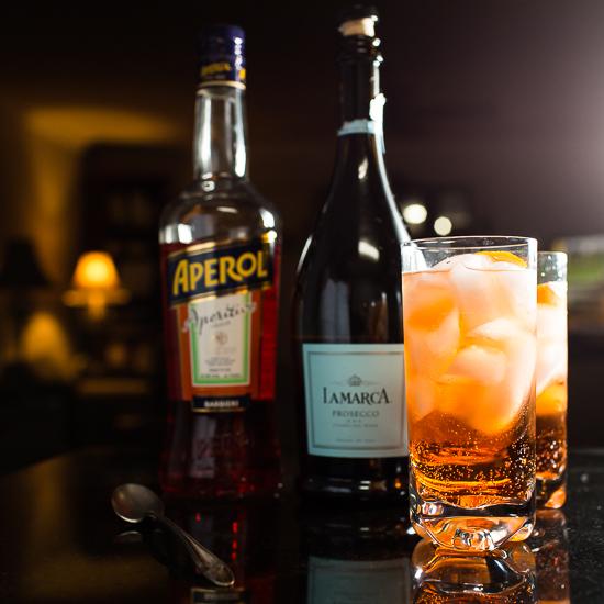 Aperol Spritz – An Easy Three Ingredient Cocktail!