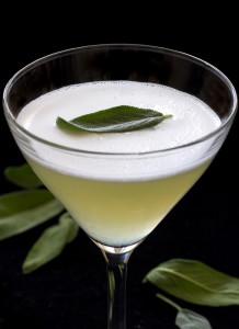 Gin-Sage-Martini