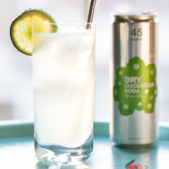 Gin Cucumber Cooler