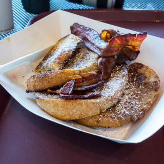 French Toast from Boudin's Bakery