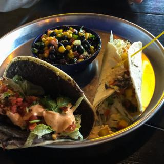 Tacos from Taco Mamacita