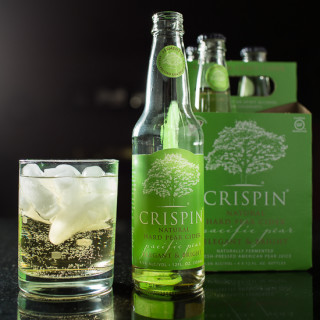Crispin Pacific Pear Hard Cider
