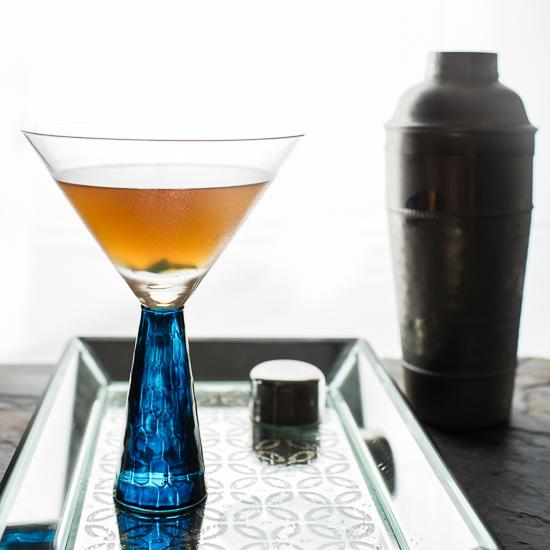 Crimson Martini