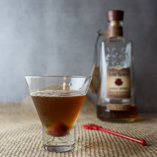 Maple Manhattan | Tipsy Tuesday