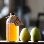 Chamomile-Pear Infused Vodka