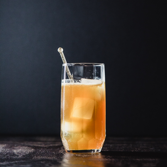 Slightly Windy | A Rum Ginger Cocktail | Tipsy Tuesday