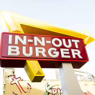 In-N-Out Burger | Fisherman's Wharf | Eating out in San Francisco