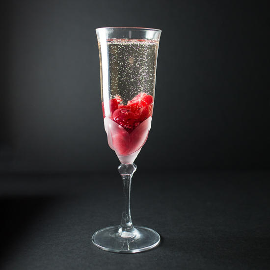 Cranberry Prosecco Fizz | Tipsy Tuesday
