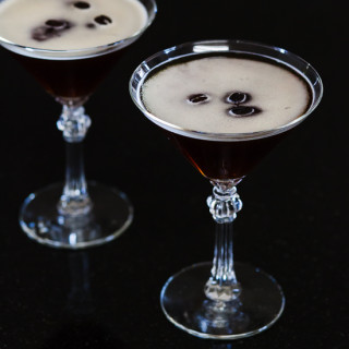 Espresso Martini | Tipsy Tuesday
