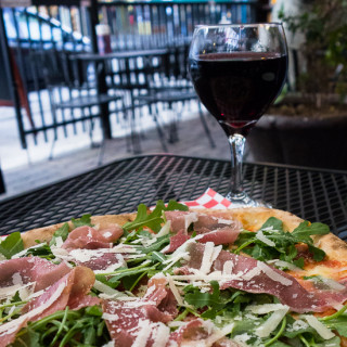 Carmel Pizza | Eating Out in San Francisco