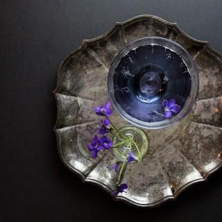 Violette Royale  | A Crème de Violette Cocktail