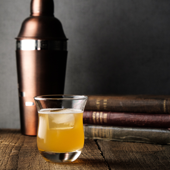 Mango Habanero Whiskey Sour - Grey is the New Black