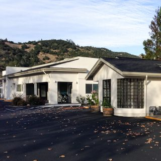 The Sunburst Hotel in Calistoga California