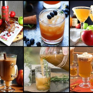 15 Apple Cocktails You Must Make This Fall